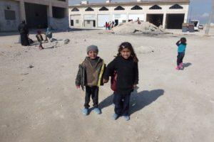 L'universo Marista, le storie: non c'è guerra né pace in Siria