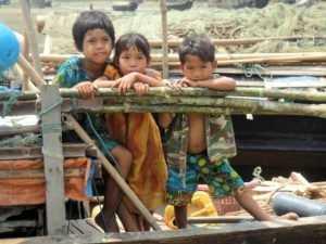 L'esodo dei Rohingya continua: senza fine il dramma dei bimbi