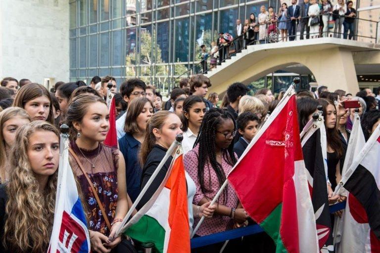 L'Onu per un pianeta più giusto  alla ricerca di giovani leader
