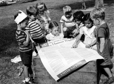 70 anni di Dichiarazione Universale dei Diritti Umani