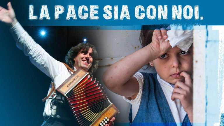 Ambrogio Sparagna in concerto per la Siria