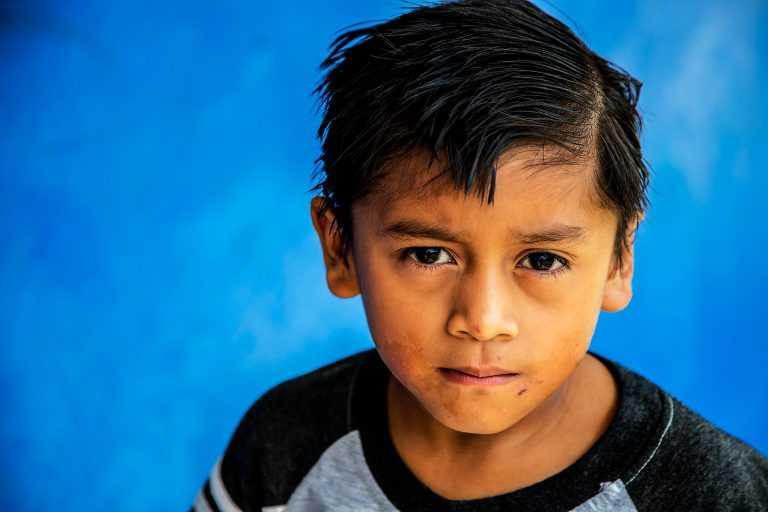 Alto a la violencia contra los niños en Nicaragua