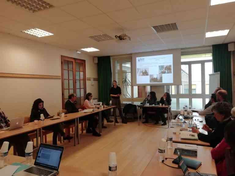 Educación, prevención del abuso sexual, resiliencia: FMSI se reúne con el BICE