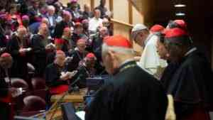 Protection of minors in the Church: meeting at the Vatican