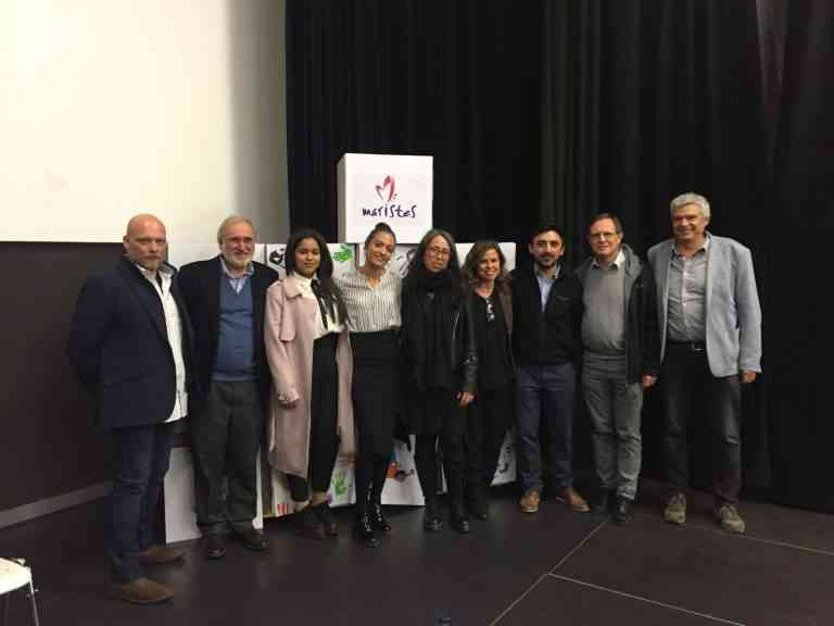 Meeting of the 14 Marist social works in Catalonia