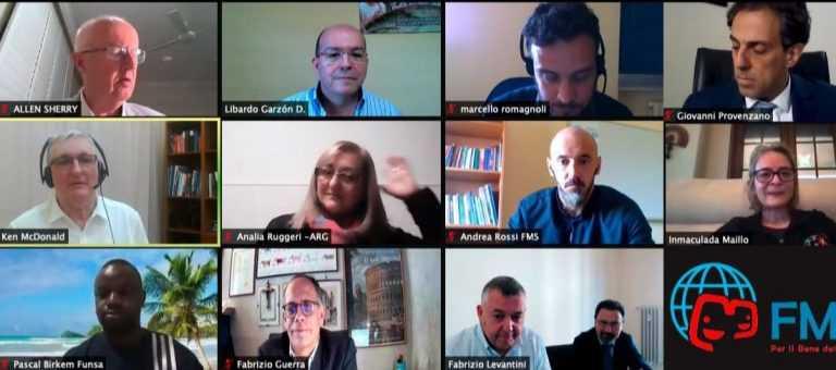 Reunión de la Junta de FMSI