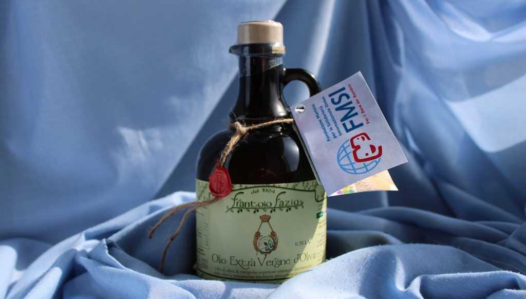 Dono Solidale - Olio d'oliva extravergine - FMSI