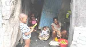Haiti emergency after the earthquake of 14 August