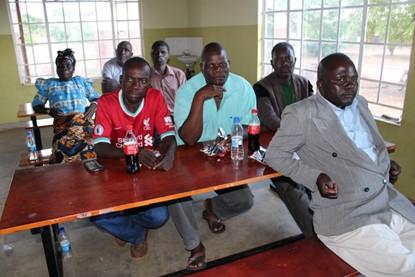 Progetto in Malawi 'COVID-19 prevention campaign'